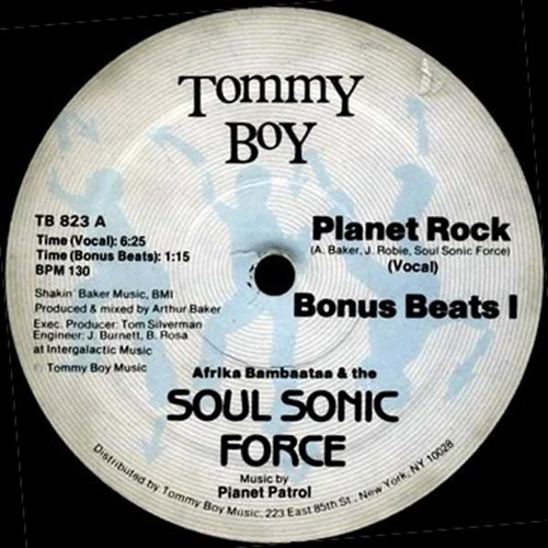 Breakz - Brighter Day ft. Afrika Bambaataa & Soul Sonic Force - Download!
