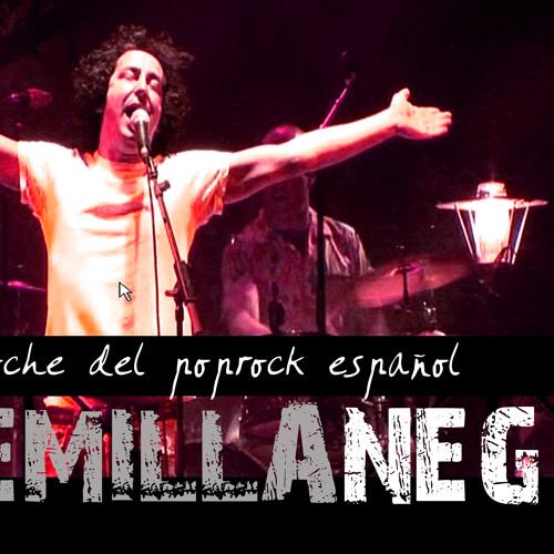 "SEMILLANEGRA ""La gran noche del poprock español"""