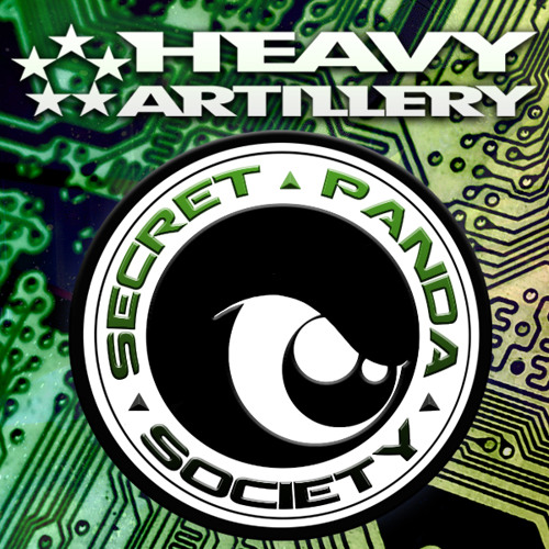 Secret Panda Society - Heavy Artillery Recordings Promo Mix [Filth FM]
