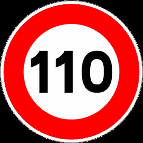 110 bpm