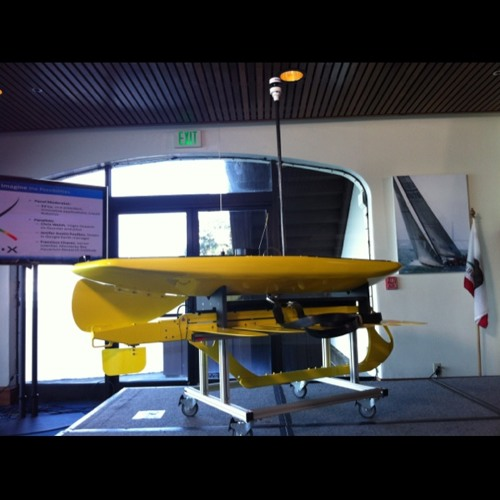 Java pioneer James Gosling on Liquid Robotics at St. Francis Yacht Club