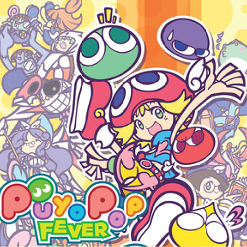 Puyo Puyo Fever Popoi Final Stage OST