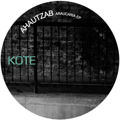 Ahautzab-Araucaria (Kote Records)