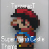 Super mario Castle Theme (Tezzeract Remix)