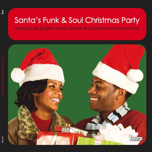 Vernon Garrett With Sir Stan & The Counts - Merry Christmas Baby