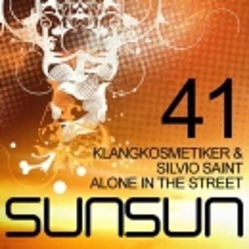 Klangkosmetiker & Silvio Saint - Alone in the street (Original Mix)