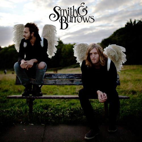 Smith & Burrows 'Funny Looking Angels' album