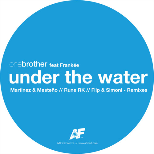 One Brother feat Frankée - Under the water (Rune RK Remix)