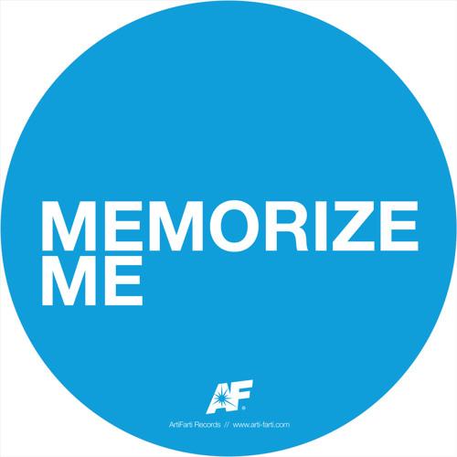 Rune RK and Databoy - Memorize me (Club Edit)