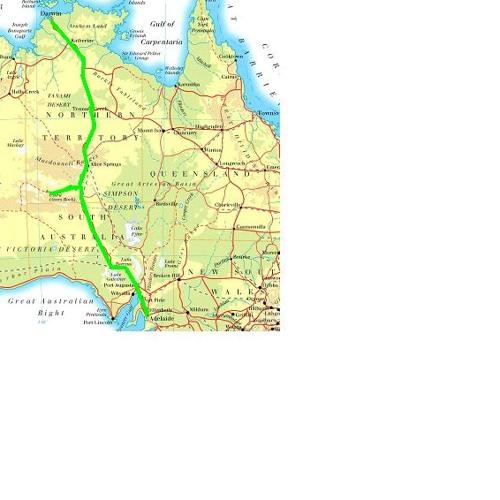 Field Recording Set #10 - Northern Territory, Alice to Darwin
