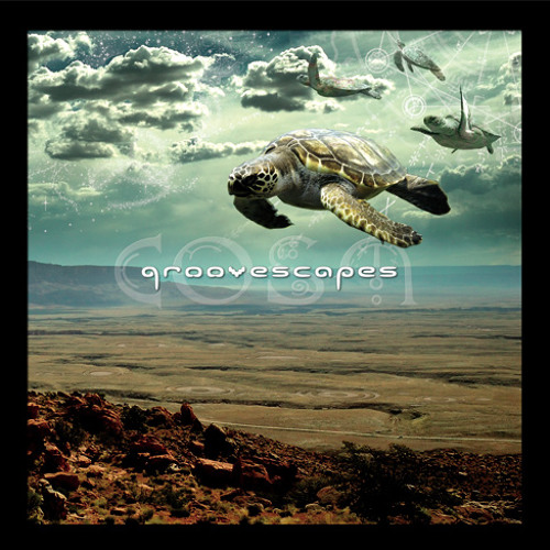 Metabreed - Karmaceutica (on V.A. - Groovescapes - COSM002CD)