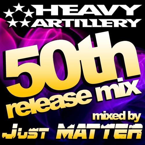 Heavy Artillery Recordings 50th Release Promo Mix