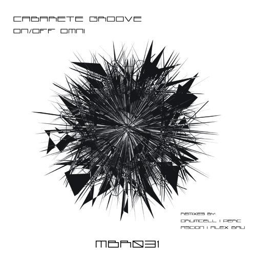 [MBR031] Cabarete Groove - Omni On Mono (Drumcell Remix)