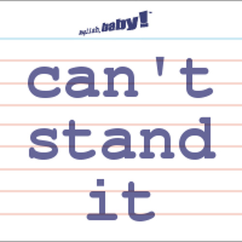 Can't Stand It Produced by D.M.L    (Finished)