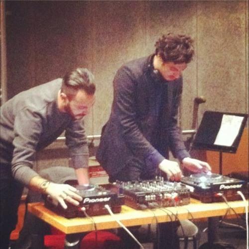 BRODINSKI & GESAFFELSTEIN - DJ Set @ Laura Leishman Project sur Le Mouv'
