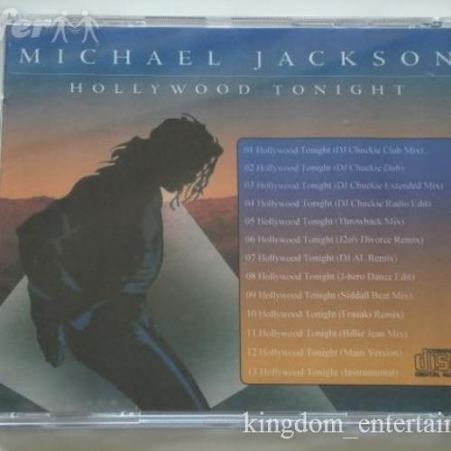 Michael Jackson - Hollywood Tonight (Chuckie Remix Radio Edit)