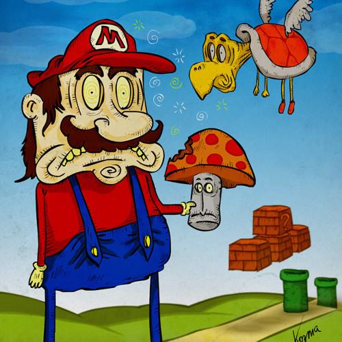 Super Mario 2 D&B