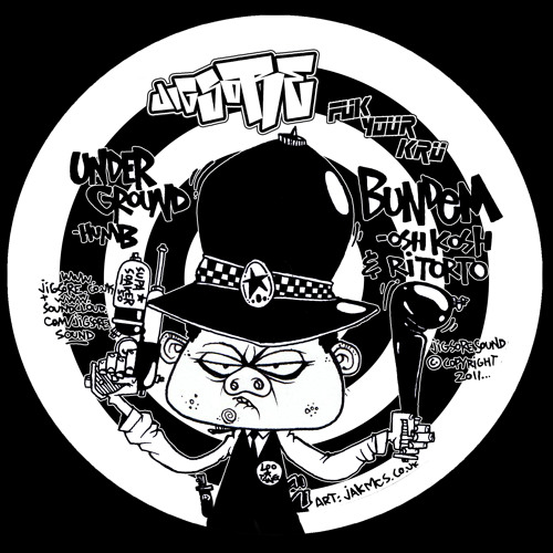 Humb-underground (from Kaotik vs. Jigsore 001 - available on vinyl.)