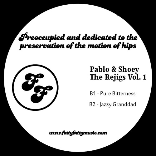 Pablo & Shoey - Jazzy Granddad (The Rejigs Vol. 1)