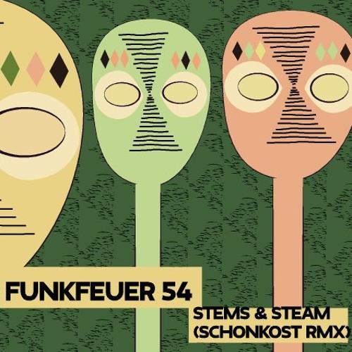 Funkfeuer 54 - Stems & Steam (Schonkost RMX)