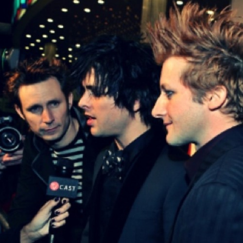 21 Guns - Green Day Keyboard Cover