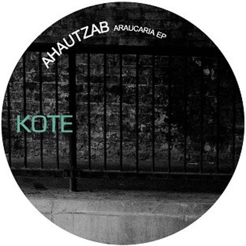 Ahautzab - Araucaria (Gion Remix)  //  Kote Records
