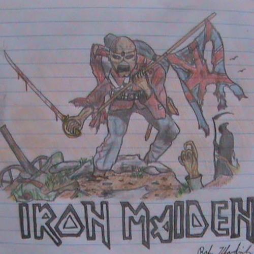 iron maiden - trooper 808 (midi remix)