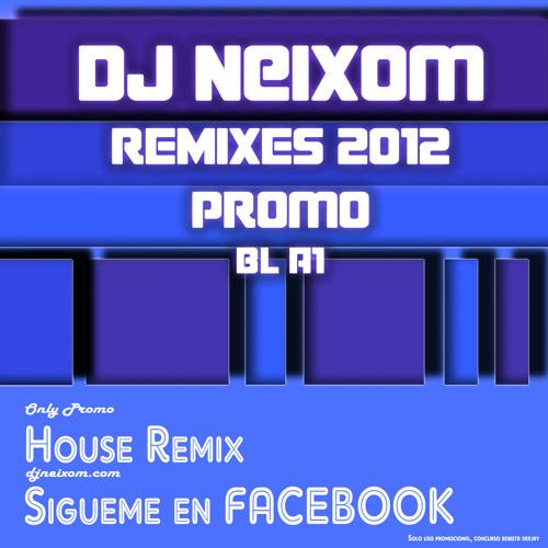 Dj Neixom (Vocal Rebeca Brown ) Burning Love Mix 2012 1B