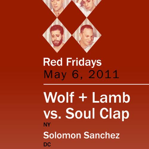 Wolf + Lamb vs. Soul Clap at U Street Music Hall - May 6 2011