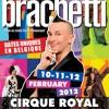Arthuro Brachetti au Cirque Royal de Bruxelles (les 10, 11 et 12 février 2012)