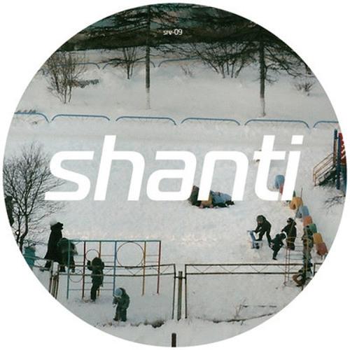 A1 Petr Serkin - Junkyard - Shanti Records