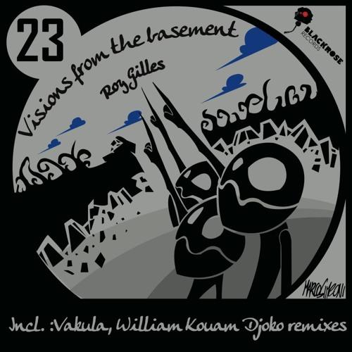 Roy Gilles - Mistery Nightfall (William Kouam Djoko RMX) [Blackrose Records] 160kbps