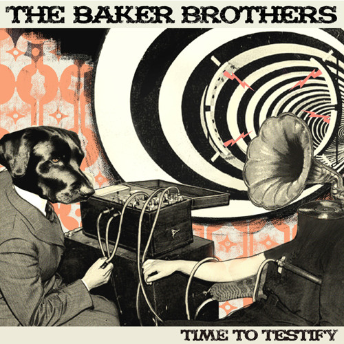 THE BAKER BROTHERS - Genki Strut