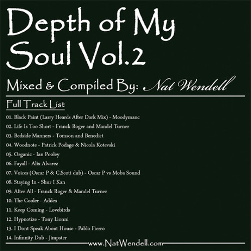 Depth of My Soul Vol.2