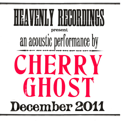 Cherry Ghost - My God Betrays (acoustic)