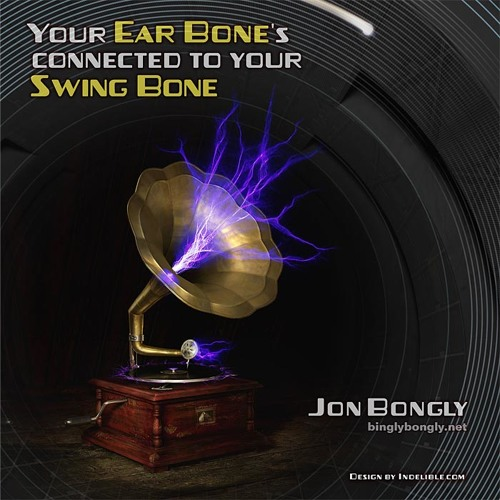 Your Ear Bone's Connected to your Swing Bone