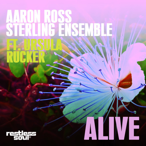 Aaron Ross & Sterling Ensemble ft Ursula Rucker - Alive (Main Mix)