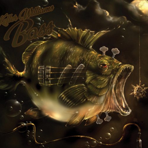 "Positive - Keller Williams - KDubalicious - from the album ""Bass"""
