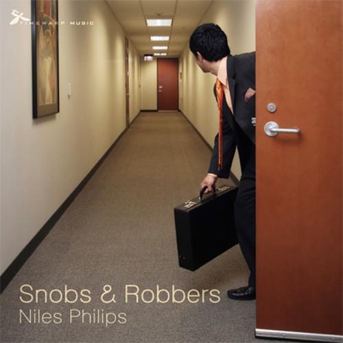 Niles Philips - Ill At Ease (feat Tonkin)