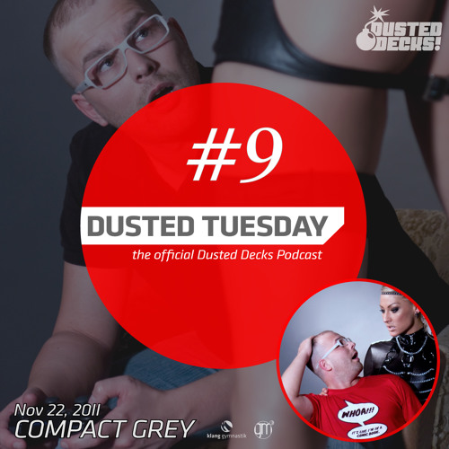 Dusted Tuesday #09 - Compact Grey (Nov 22, 2011)