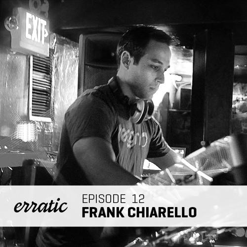 Erratic Podcast 12   Frank Chiarello
