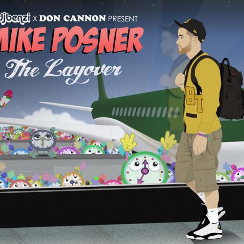 Mike Posner - Wonderwall ft. Big K.R.I.T. (Oasis Remake)