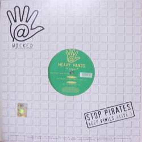 Heavy Hands - Finger (Mavor Vs Mark Nails Remix) [Wicked]