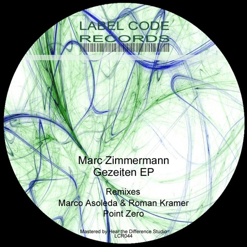 Marc Zimmermann - Flut (Original Mix)