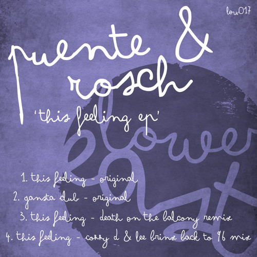 LOW017 Puente & Rosch - This Feeling