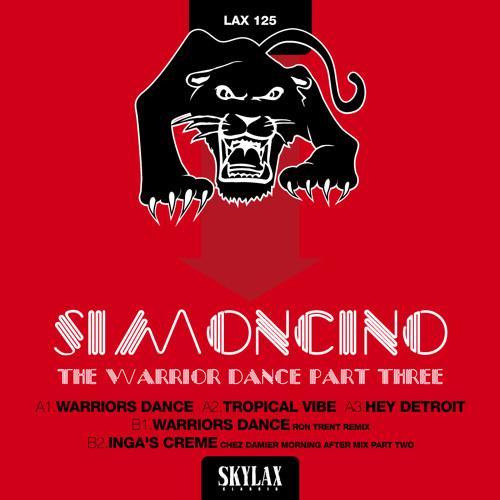 """SKYLAX 125 - B1.Simoncino """"Warriors Dance"""" (Ron Trent Remix)"""