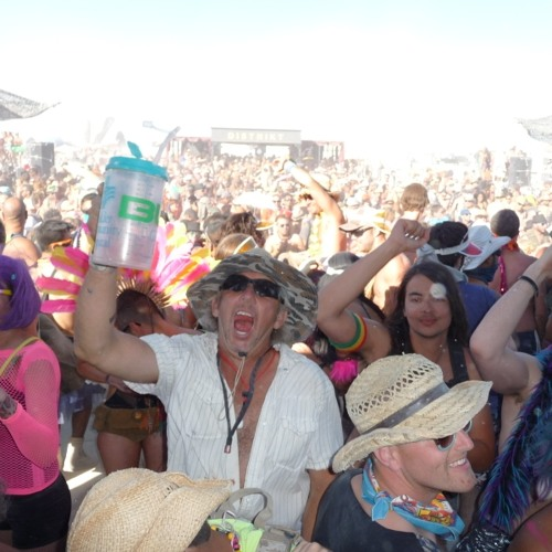 Lee Coombs Live from DISTRIKT (Burning Man 2011)