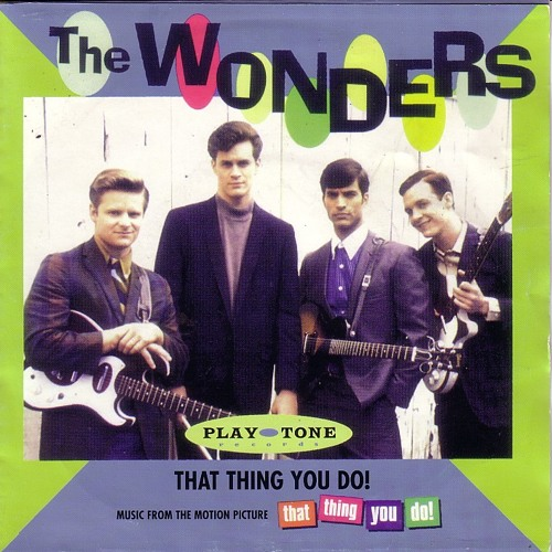 THE WONDERS - That thing you do ( Kaze remix )