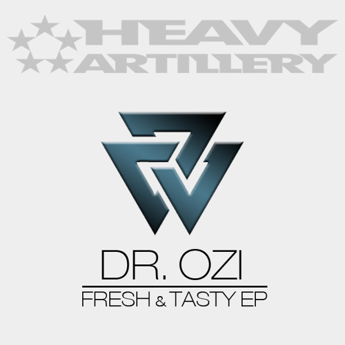 Dr.Ozi - Forever Alone (Heavy Artillery Recordings) OUT NOW!!