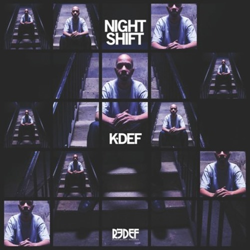 K-Def - From Da Brain (from his upcoming LP: NIGHT SHIFT)